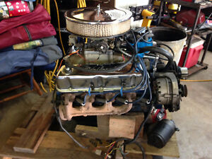 Rebuilt Ford 302cid Engine