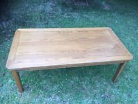RETRO COFFEE TABLE FROM THE WELL KNOWN G PLAN COMPANY