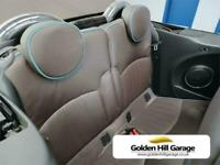 2015 MINI Convertible 1.6 COOPER D HIGHGATE 2DR Convertible Diesel Manual