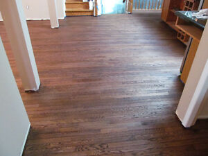 Hardwood Floor Refinishing, Staircase and Railing Refinishing London Ontario image 3