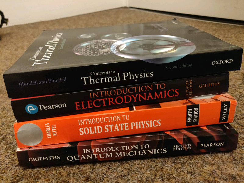Physics /Computer science textbooks | in Durham, County Durham | Gumtree