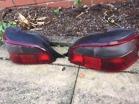 Saxo rear lights