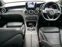 2018 Mercedes-Benz GLC ESTATE GLC 250 4Matic AMG Line 5dr 9G-Tronic Auto SUV Pet