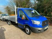 2015 Ford Transit 2.2 TDCi 100ps Chassis Cab CHASSIS CAB Diesel Manual