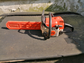 Stihl 180 chain saw