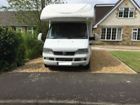 Bessacarr E765 LOW MILEAGE 6 Berth Motorhome. 2.8L Diesel Re-Mapped to 158 BHP.