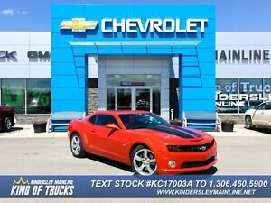 2011 Chevrolet Camaro 2SS  - Leather Seats -  Bluetooth - Low Mi