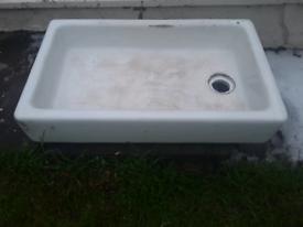 Belfast sink - half size