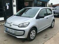 2012 Volkswagen UP 1.0 TAKE UP 5d 59 BHP Hatchback Petrol Manual