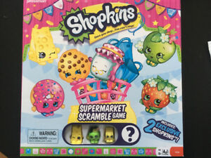 New game shopkins