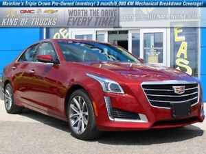 2016 Cadillac CTS Luxury AWD | Sunroof | Rear Park Assist