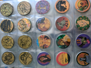 Lion King Set - Approx 300 Pogs in total