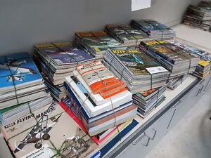 Aircraft books and magazines Strathcona County Edmonton Area image 2