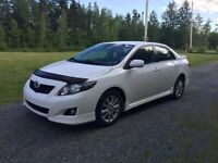 2010 Toyota Corolla S WINTER TIRES Included!