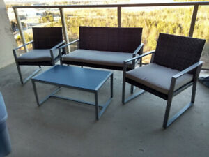 4 pc patio set