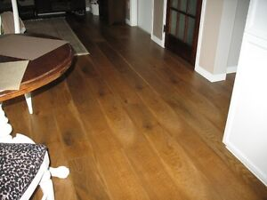 Laminate Flooring- wide plank-PRICE REDUCTION