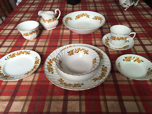 Ensemble de vaisselle antique dinnerware set
