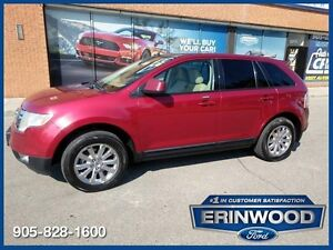 2007 Ford Edge SELAWD / PANO ROOF / LTHR / CHRM WHLS