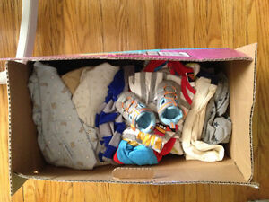 Box of boys clothes Peterborough Peterborough Area image 1