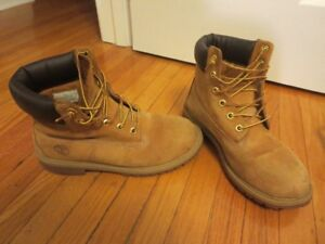Womens Timberland Boots Junior Size 6.5/Adult 8