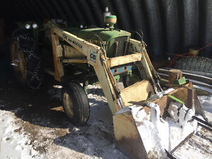 2010 JD with bucket