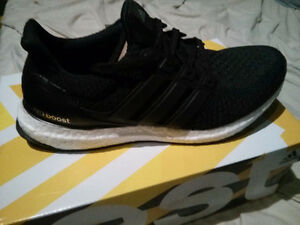 Size 8.5 Adidas Ultra Boost and NMD DS