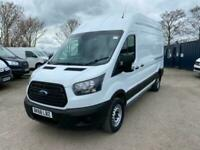 2018 68REG FORD TRANSIT 350 130PS L3 H3 LWB HIGH ROOF FINANCE AVAILABLE