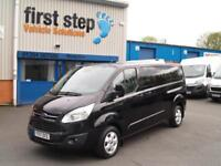 Ford Transit Custom 290 L2 H1 2.0TDCi 130PS Limited