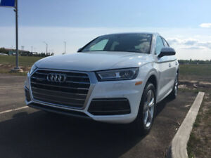 2018 Audi Q5 Tech Lease take over, NO DOWNPAY! Great deal