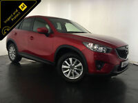 2014 MAZDA CX-5 SE-L LUX NAV DIESEL ESTATE 1 OWNER SERVICE HISTORY FINANCE PX