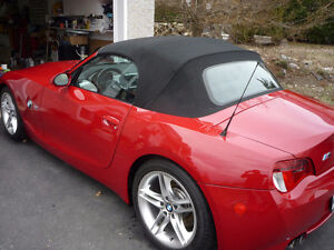 2006 BMW M Roadster & Coupe Cabriolet