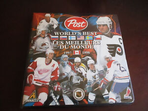 Hockey Card Book