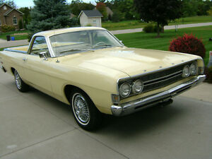 Classic Ford Ranchero For Sale