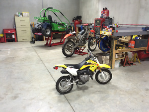 ATV/ UTV/ Side x Side/ Sled Repair, Parts and Accessories
