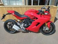 2007 DUCATI SUPERSPORT S in RED