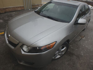 2009 Acura TSX 4dr Sdn Auto_CLEAN_CERTFIED_NO ACCIDENT_LOW KM