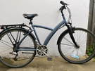 "Btwin Elops Hybrid Bike. 20"" frame size. 700cc wheels. All working"