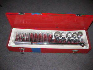 Proto Chalenger Socket Set (US made) - Like new condition