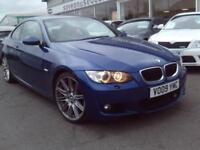 2009 BMW 3 Series 320i M Sport 2dr 2 door Coupe