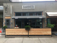 Boehmer Restaurant looking for hot and cold side line cooks