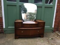 Dressing table vintage / retro - for upcycling