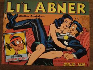 Li'L Abner Dailies Volume Five: 1939