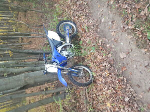 2006 yz450f with ownership