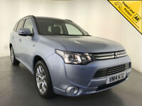 2014 MITSUBISHI OUTLANDER GX 4H PHEV AUTOMATIC HYBRID 1 OWNER SERVICE HISTORY