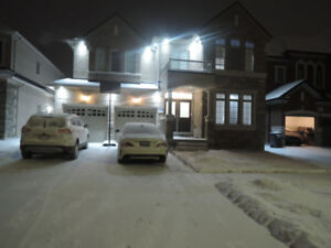 Brand new Legal 2BR bsmt in 2 year old detached home,Brampton