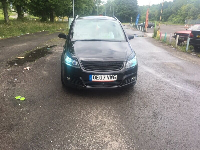 Vauxhall zafira Sri cdti xp150