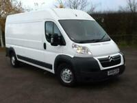CITROEN RELAY 35 HDI 160 LWB HIGH ROOF SUIT MOTORHOME CONVERTION