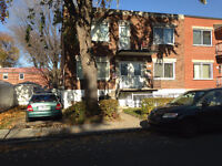 5 1/2 Apartment in the Ahuntsic-Cartierville avail. mid-December