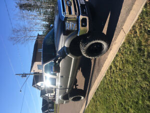 2011 lifted f250