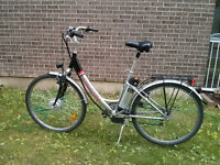Raleigh Triumph Electric Bicycle - eBike 250w Integrated Lithium